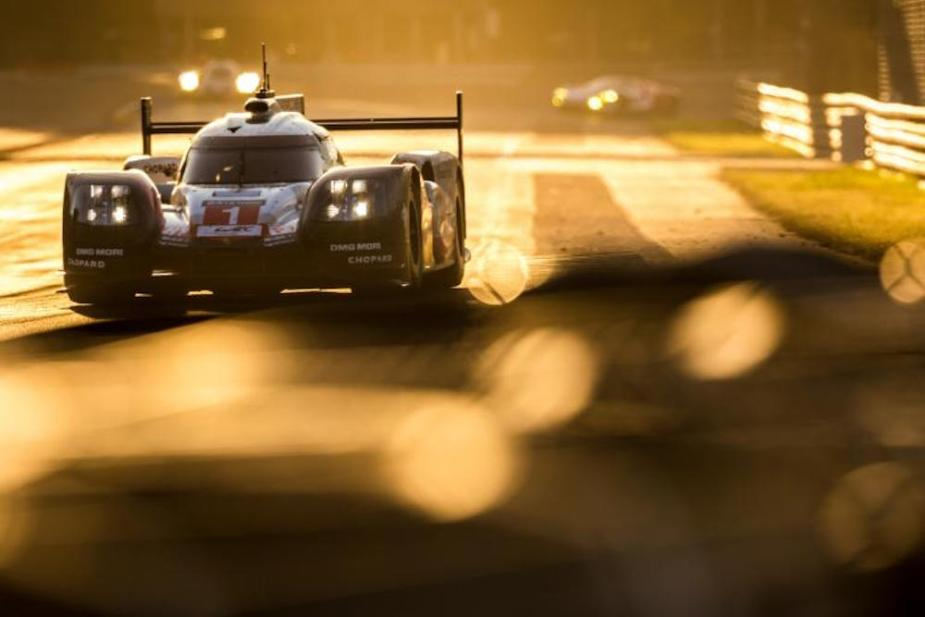 24 Hours of Le Mans - Porsche 919 Hybrid No. 1
