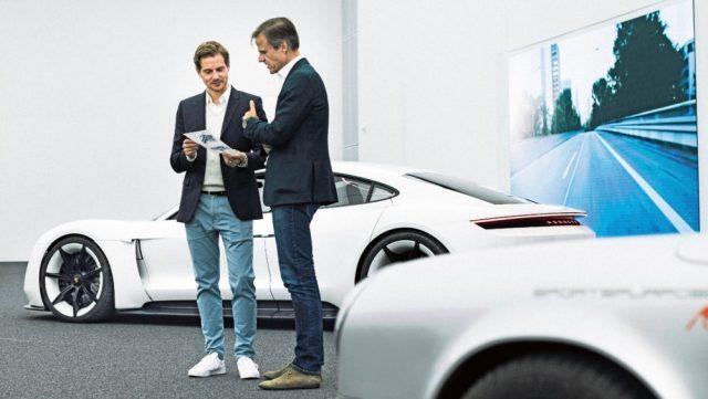 Porsche Design Center
