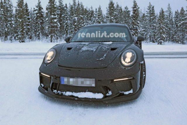 RENNLIST.com - 2019 Porsche 911 GT3 RS