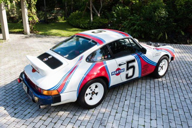 Martini Porsche 911 Replica