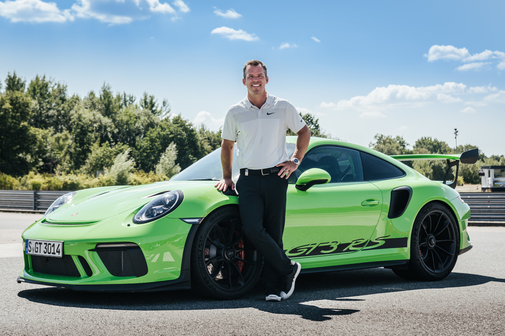 Porsche Macan Forum >> Golfer Paul Casey Goes Full Throttle in 911 GT3 RS - Rennlist