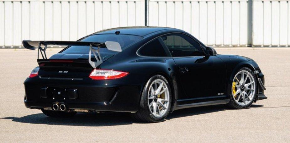 Seinfeld Porsche 911 GT3 RS 4.0 Rear