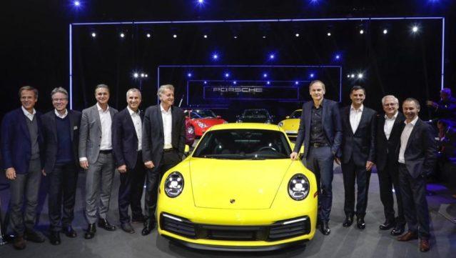 2020 Porsche