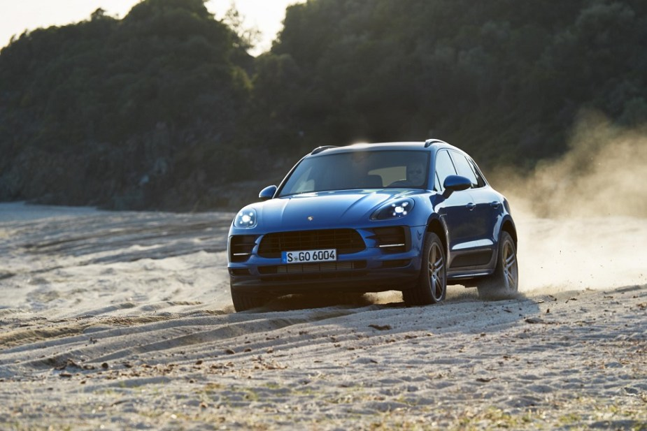 2019 Porsche Macan To Make North American Debut This Month Rennlist