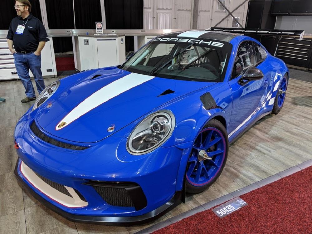 Porsche 911 GT3 Cup (991) SEMA