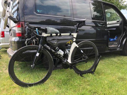 MSR300 Rennrad fast fertig