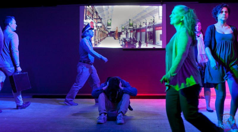"""""""The Curious Incident of the Dog in the Night-Time"""" at Good Luck Macbeth"""