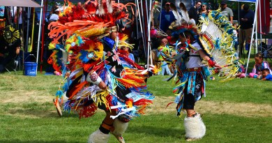 Stewart Father's Day Powwow June 15-17