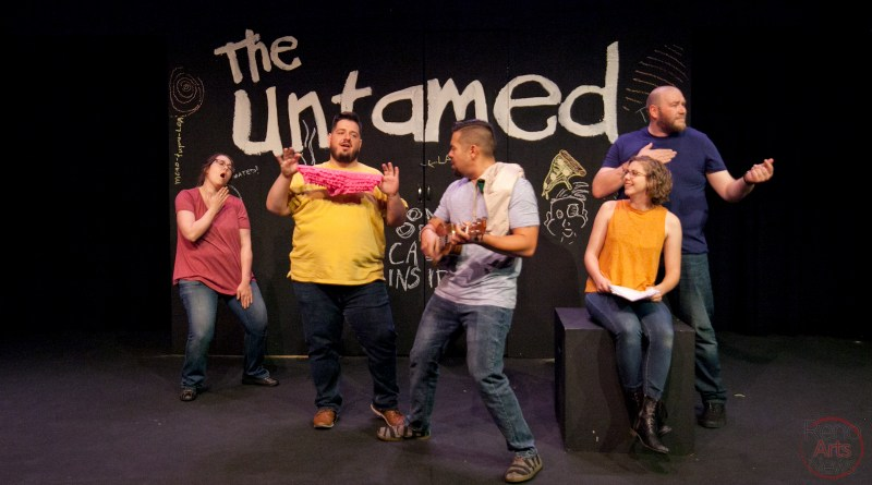 Backstage Review: 'The Untamed' at Bruka Theater