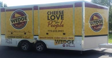 Food Truck of the Week – 'Wedge on Wheels'