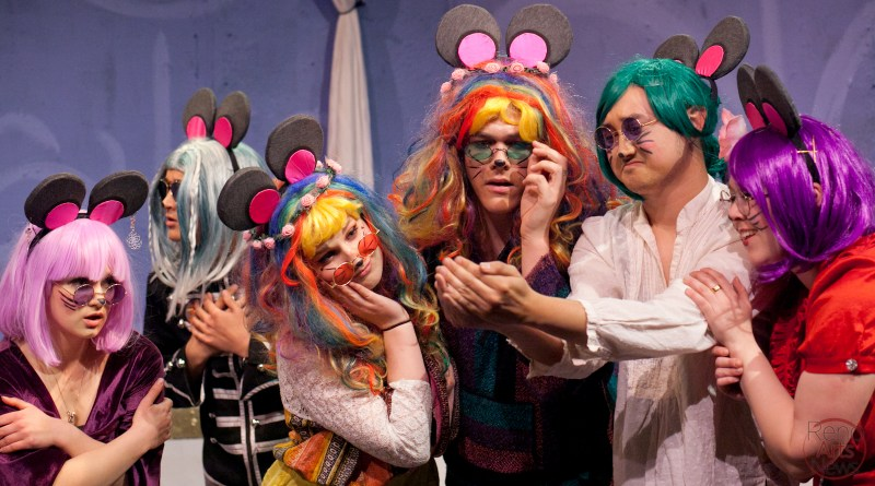 Backstage Review: 'The Mousehole Family Christmas Extravaganza' at Bruka Theater