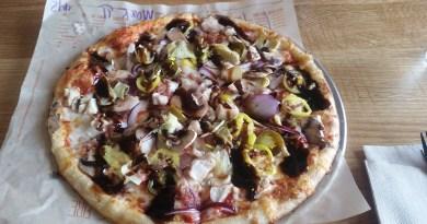 Blaze Pizza, Order # 96