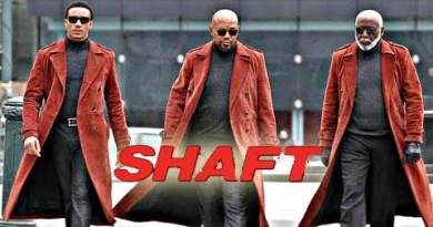 Movie Review, 'Shaft'