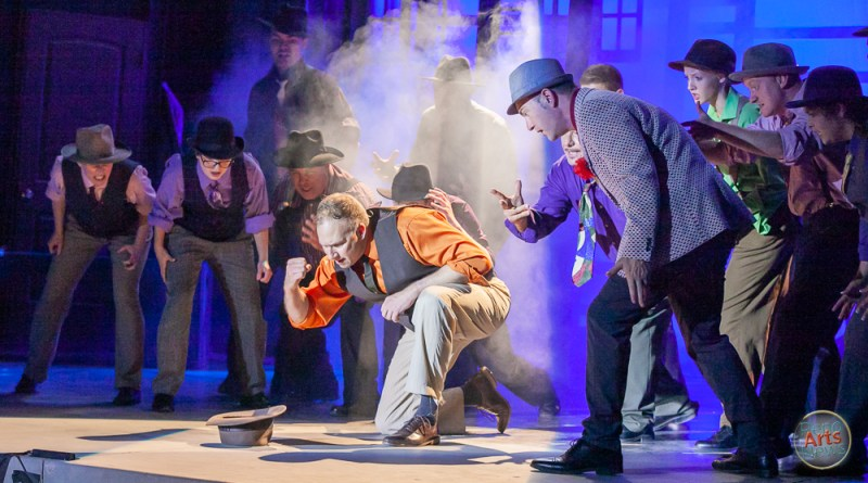 Backstage Review: 'Guys and Dolls', A Magnificent Romp Through The 1930s