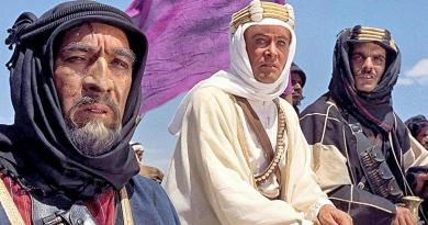 Lawrence of Arabia Is Returning to Reno Movie Theaters