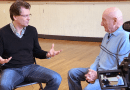 Maestro Majkut talks to Norm Robins (Video)