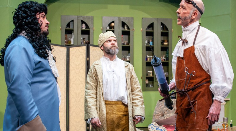 Backstage Review: 'The Imaginary Invalid' By Molière at Reno Little Theater