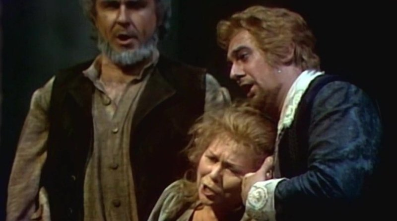 The Met Streams Verdi's 'Luisa Miller'