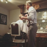 Rites of Passage at the Barbershop
