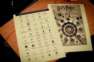 harry potter wizard spells