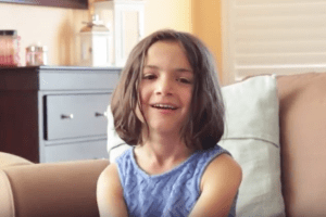 Kids Answer Questions about Dad for Father's Day