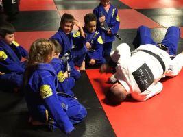 Brazilian Jiu-Jitsu - A Reno Dads Guide