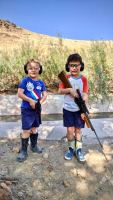 Teaching Kids Gun Safety