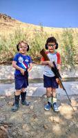 Teaching Kids Gun Safety