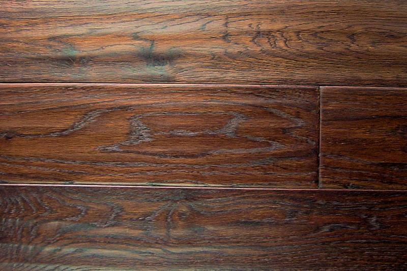 Hand Scraped Solid Wood Floors Authentic Rustic Beautiful