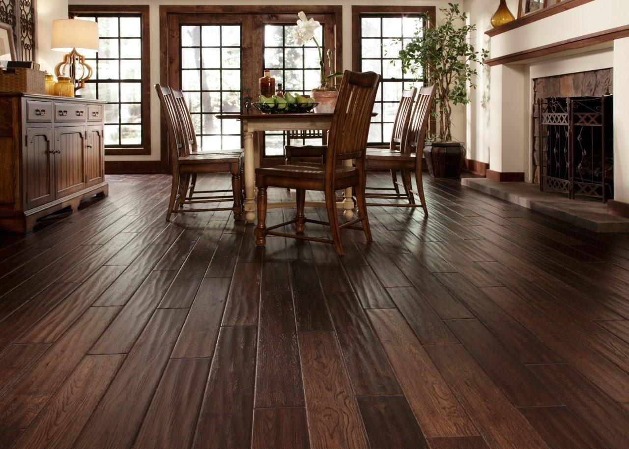HandScraped Hardwood Floors  RenoTahoe  RenoTahoeNevada