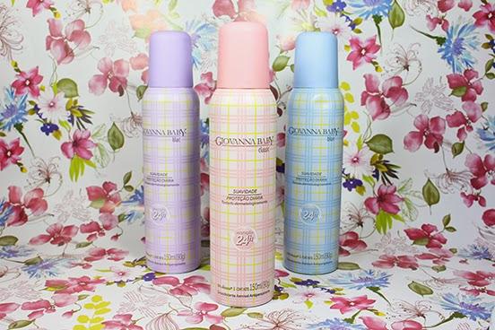 Resenha: Desodorante Giovanna Baby | Desodorante Suave