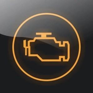check engine, sprawdz silnik