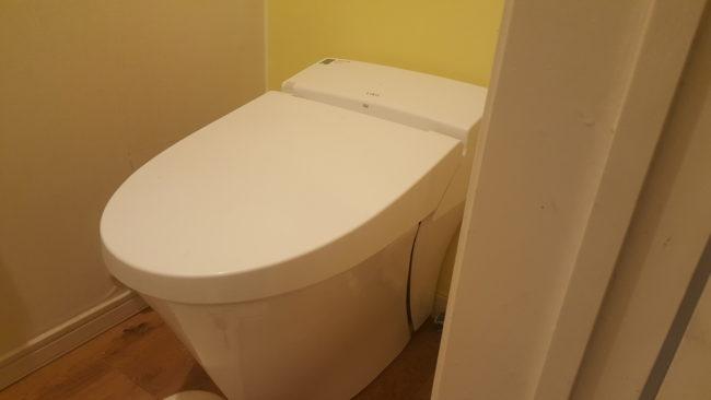 節水トイレで節約