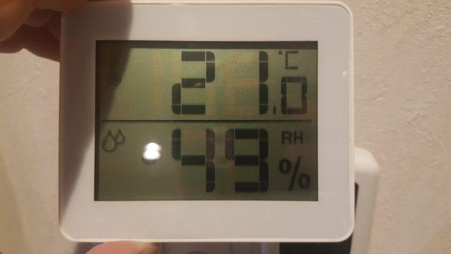 内窓 室内温度 比較