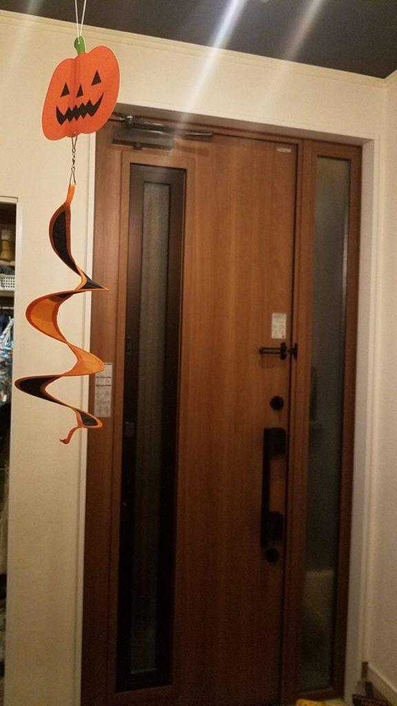 三協アルミ 採風ドア