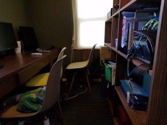 書斎スペースで勉強 リフォーム