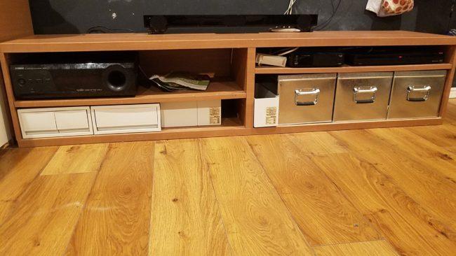 テレビボードの収納アイデア