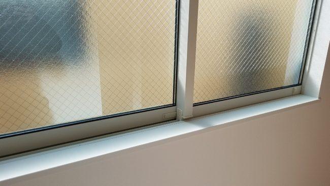 引き違い窓 すぐ出来る防犯対策