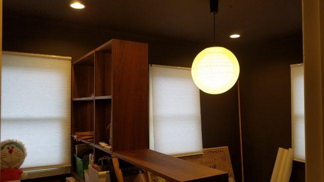 家具を使った間仕切り壁の方法