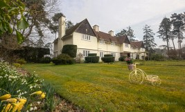New Forest B&B Location Photos