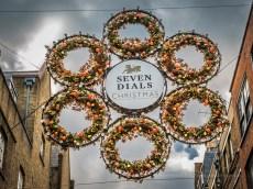 Seven Dial Christmas Lights