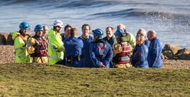Coastguard incident