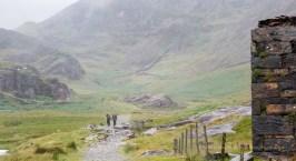 Wet, Misty mountains...