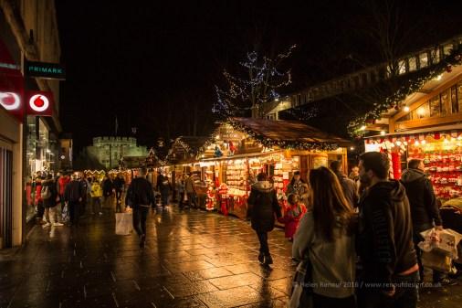 Christmas Lights in Southampton