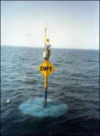 Santoña: boya para generar electricidad a partir de las olas (1/5)