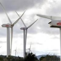 La energía eólica alcanza una cobertura puntual del 43% de la demanda en España