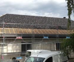 Rénovation d'une toiture n°4