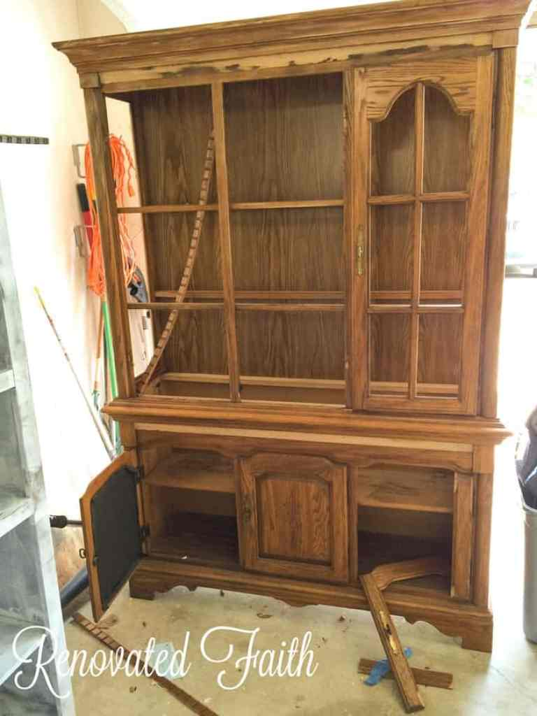 China Cabinet Transformation