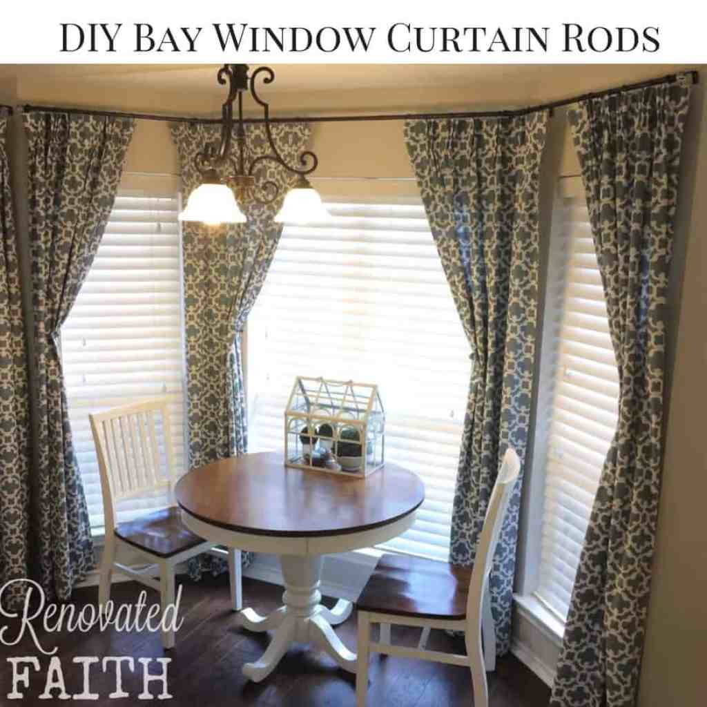 Diy Custom Curtain Rods A Professional Look At A