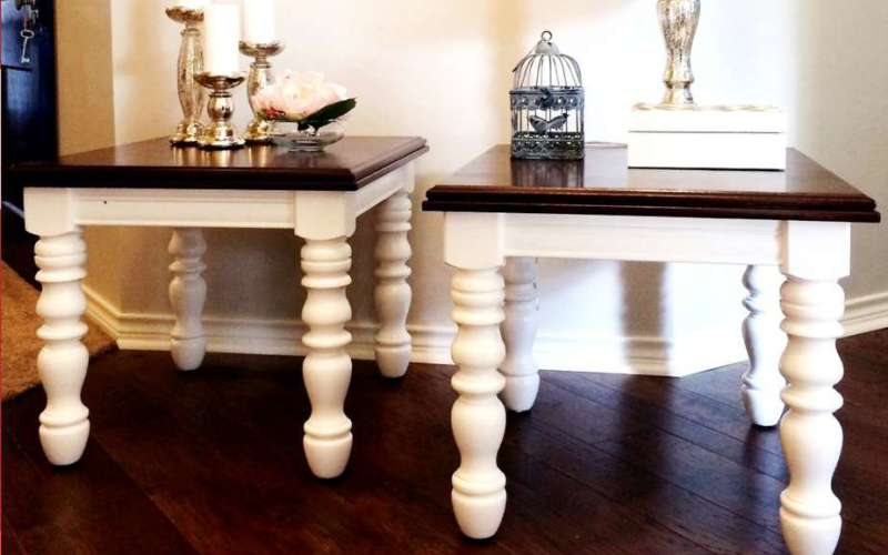 How To Gel Stain Wood – Make Stained Furniture Look New Again!